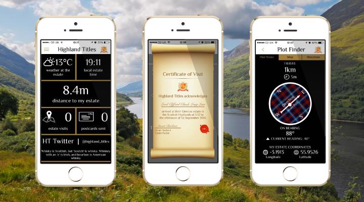 Scottish Estate Manager App